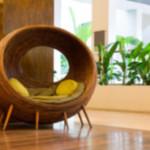 Wicker-Chair